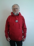 Hwdi coch / Red hoodie